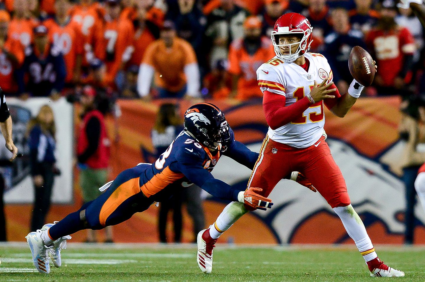 Chiefs Quarterback Pat Mahomes Makes An Offhand Statement