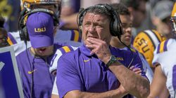 LSU and head football coach Ed Orgeron have agreed to part ways at the end of the season, according to reports.
