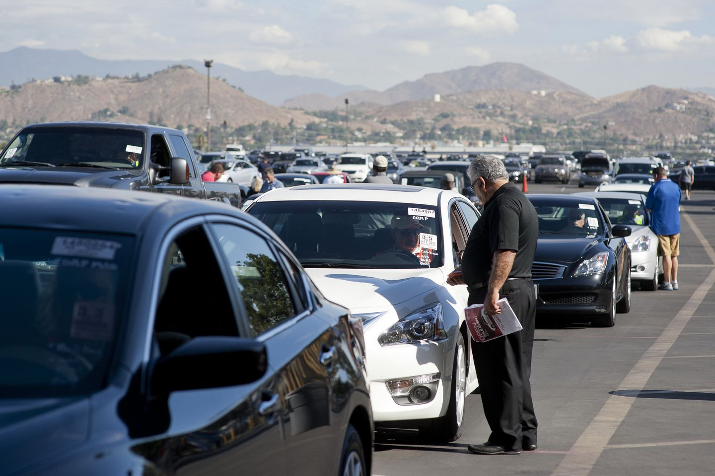 Manheim Public Auto Auction >> Incidents At Auto Auctions Prompting More Safety Measures