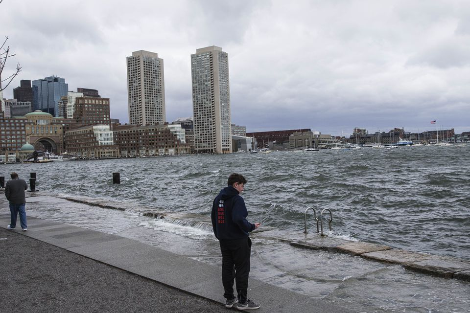 Two storms left parts of several Boston neighborhoods under water this past winter.