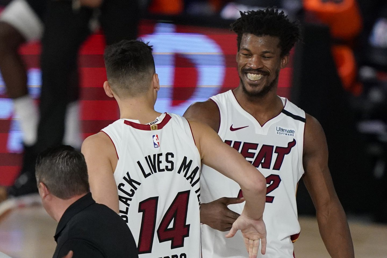 Heat win again, lead series 2-0 against Bucks - The Boston Globe