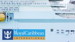 In this March 14, 2020 file photo, Royal Caribbean International cruise ship docked at PortMiami in Miami.