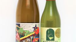 Enjoy a richer style of the spritzy white wine, plus an earthy artisanal cider.