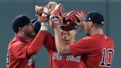 The come-from-behind victory has virtually become a trademark of this year's Red Sox.