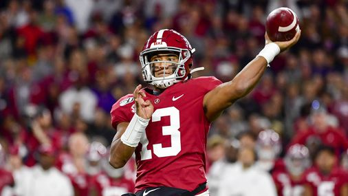 It may be time for the Patriots to make a big play for Tua Tagovailoa in the draft