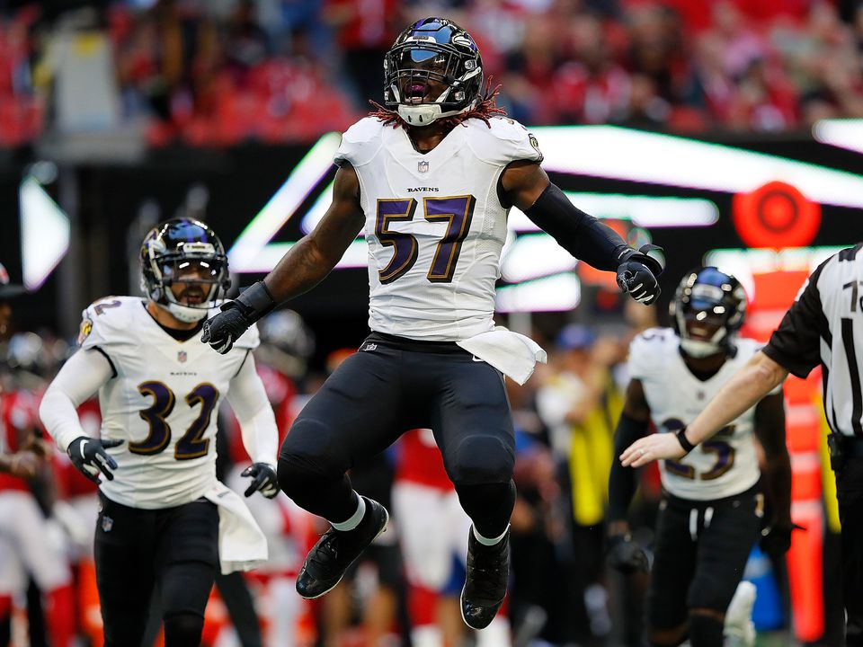 C.J. Mosley is leaving the Baltimore Ravens to join the New York Jets.
