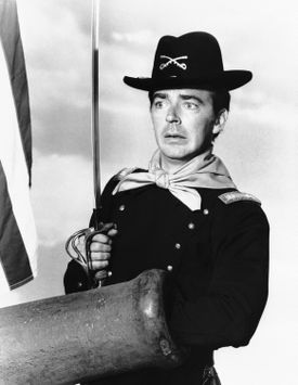 "Mr. Berry played the accident-prone 1860s Army Captain Wilton Parmenter on the sitcom ""F Troop"" from 1965-67."