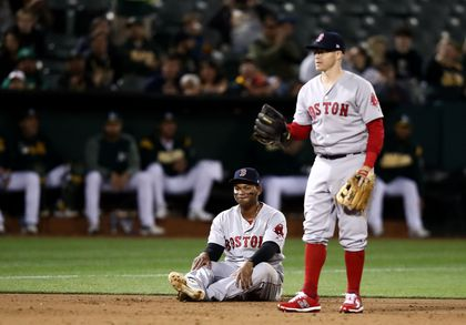 best service f0a8d 4ac6f News is good on Brock Holt, Nathan Eovaldi; setback for ...