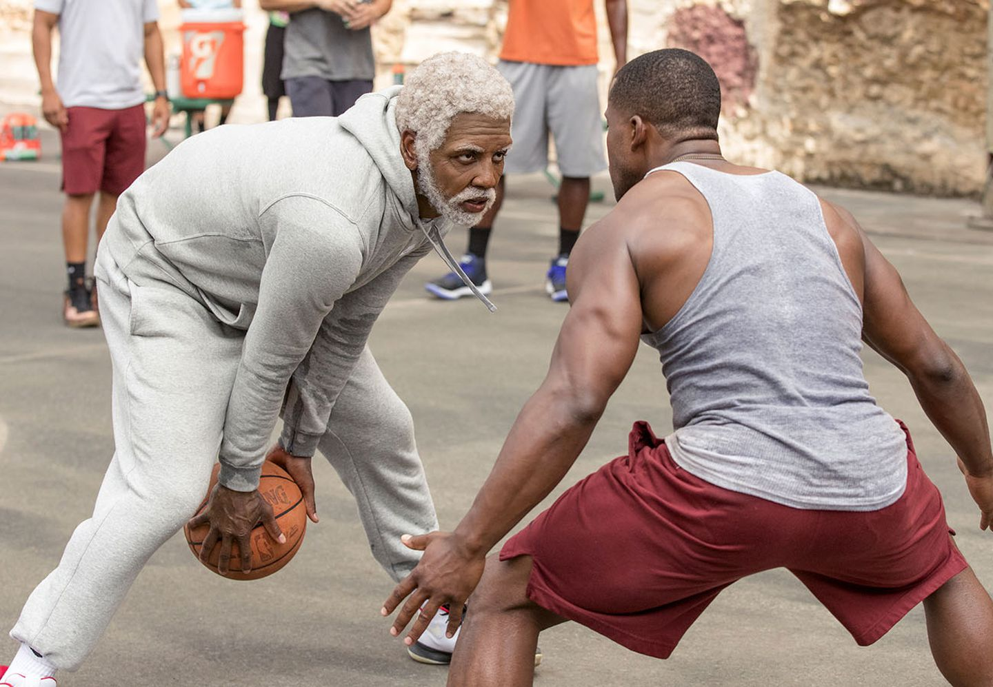9c0e34d2714 Celtics guard Kyrie Irving stars as the title character in a new movie  comedy