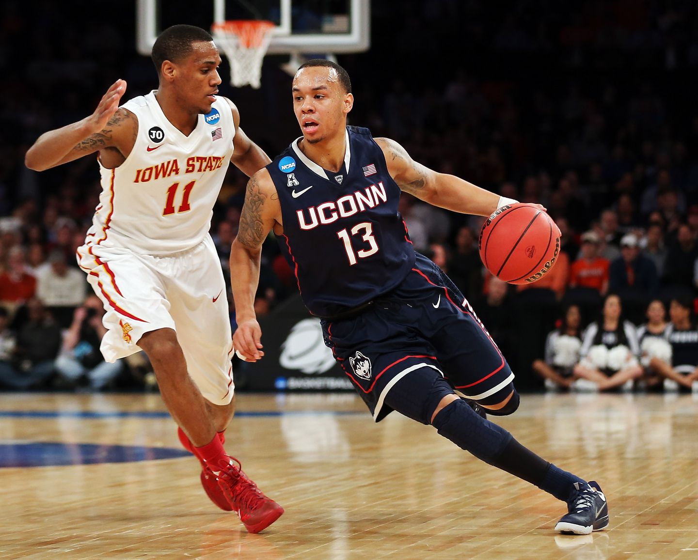 Celebrity Fitness: As a University of  Connecticut basketball star, Shabazz  Napier (now in the NBA) spoke of going  to bed hungry.