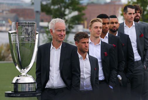 As Laver Cup comes to Boston, the decline of American men's tennis is clear to see - The Boston Globe