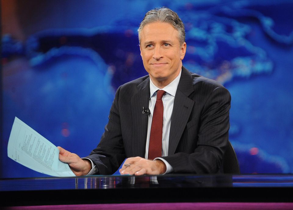"""Jon Stewart said he would step down as host of """"The Daily Show"""" later this year."""
