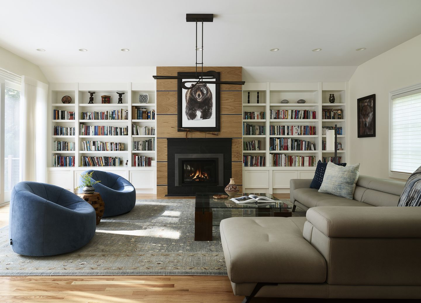 Home Design Ideas Simple Goes A Long, Living Room Boston
