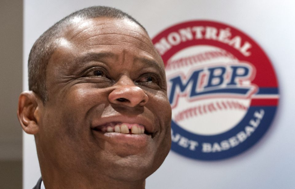 Warren Cromartie is trying to garner support around baseball to get a team back to Montreal.