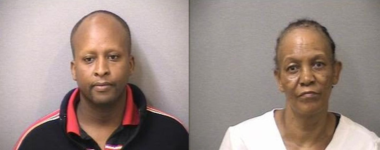 2 people arrested in abuse of man at