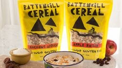 Battenkill Wholesome Foods cereal.