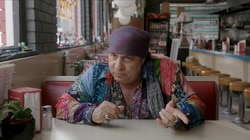 """Steven Van Zandt, shown in the 2021 docuseries """"This Is Pop,"""" has published a memoir entitled """"Unrequited Infatuations."""""""