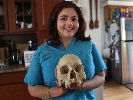 Forensic pathologist Dr. Priya Banerjee: Learning from the dead to help the living - The Boston Globe