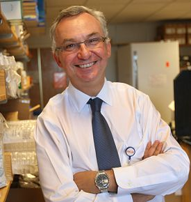 """""""In a way, Henri has been a precursor of this . . . effort,"""" said Dr. Jose Baselga who will run the Termeer Center"""