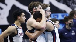 Gonzaga failed in its bid to become the first NCAA men's basketball team to go undefeated since Indiana in 1976.