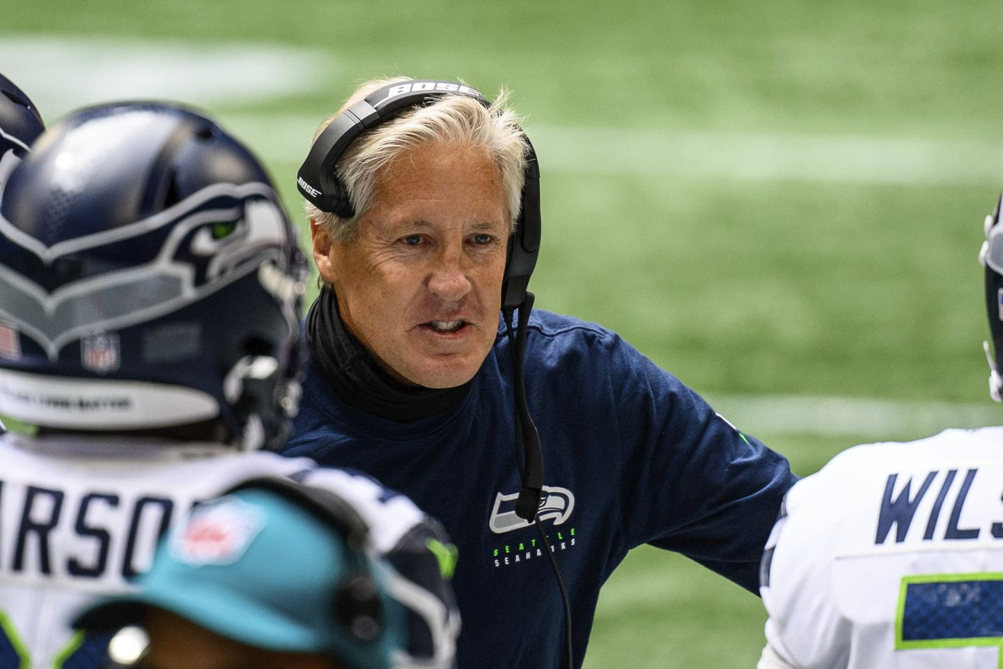 Seahawks Coach Pete Carroll Was Able To Benefit From Tough Times With And Against Patriots The Boston Globe