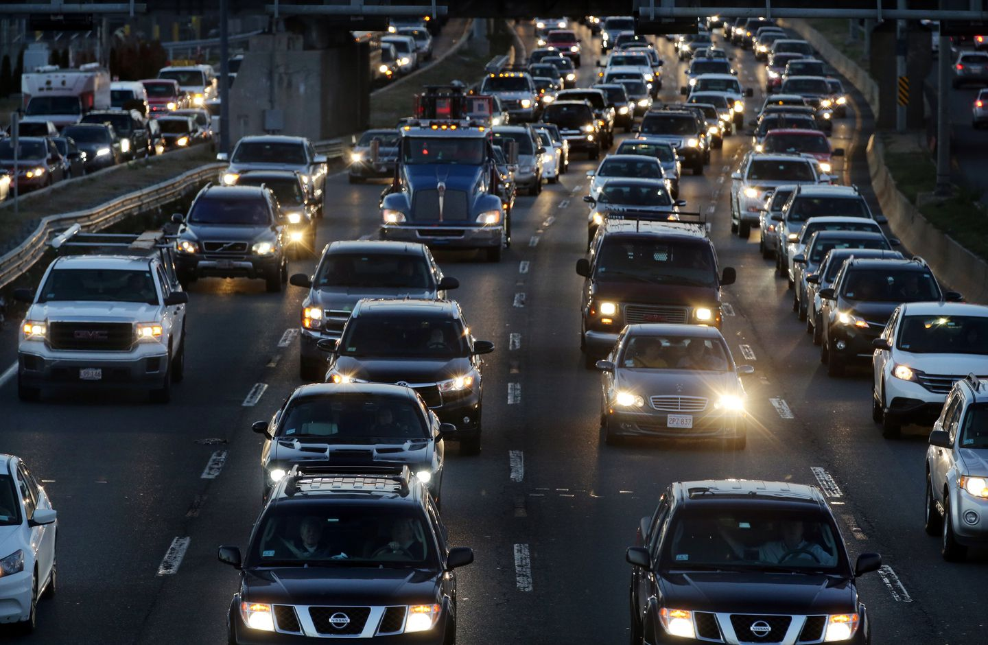 Vehicles today take a lot longer to cover the same distances they did a decade ago.