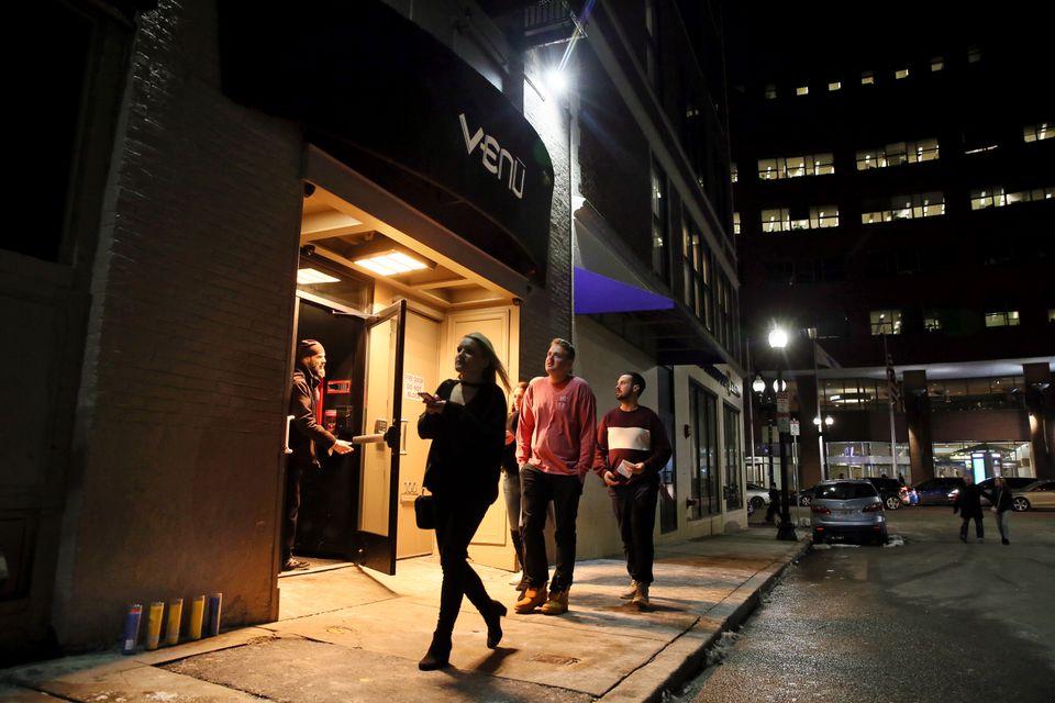 The Venu Nightclub in Boston.