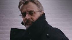 "Mikhail Baryshnikov as Anton Chekhov in ""chekhovOS/an experimental game/."""