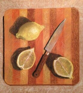 There'll be a free workshop in pastel painting at the Rockland library.
