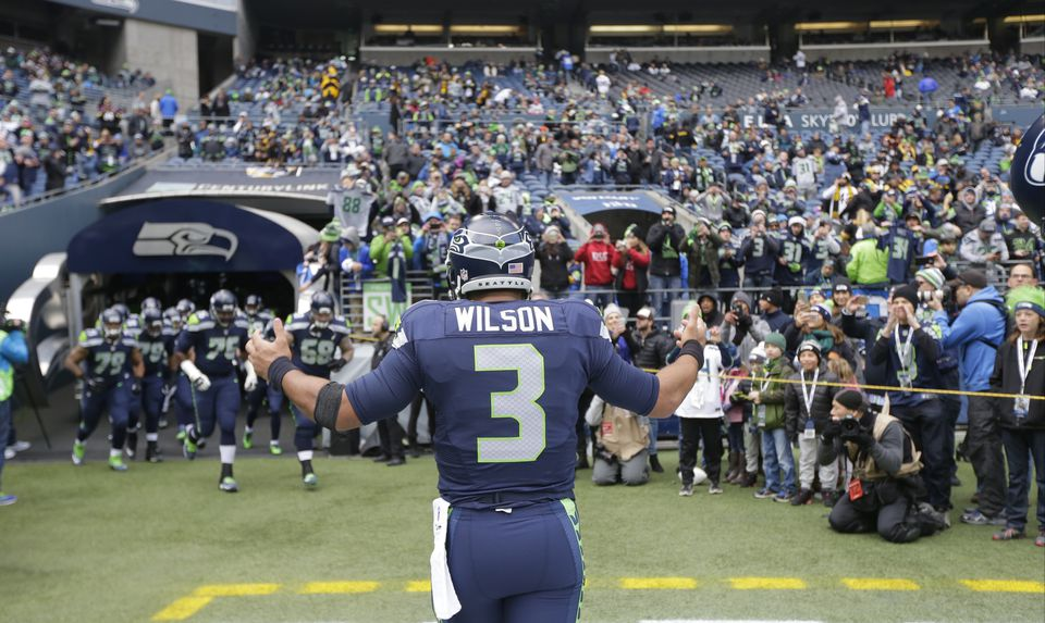 Russell Wilson was grossly underpaid during his rookie contract but eventually landed a big pay day in his second contract.