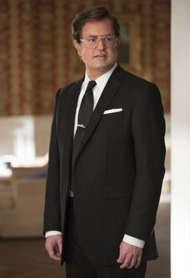 """Matthew Perry as Ted Kennedy in """"The Kennedys After Camelot."""""""