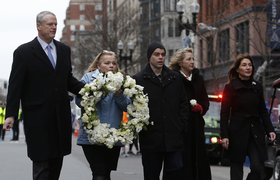 For the first time since the attacks at the Boston Marathon in 2013, the city will not hold a commemorative wreath-laying ceremony on Boylston Street this year, officials said.
