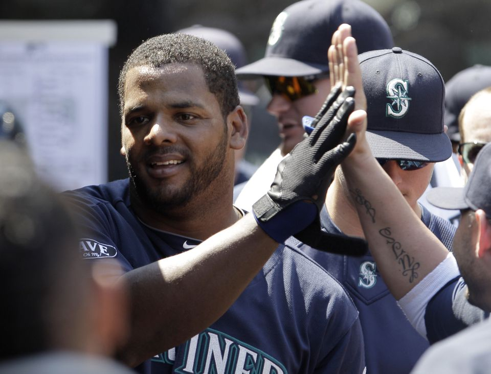 Wily Mo Pena, 35, hasn't played in the majors since 2011.