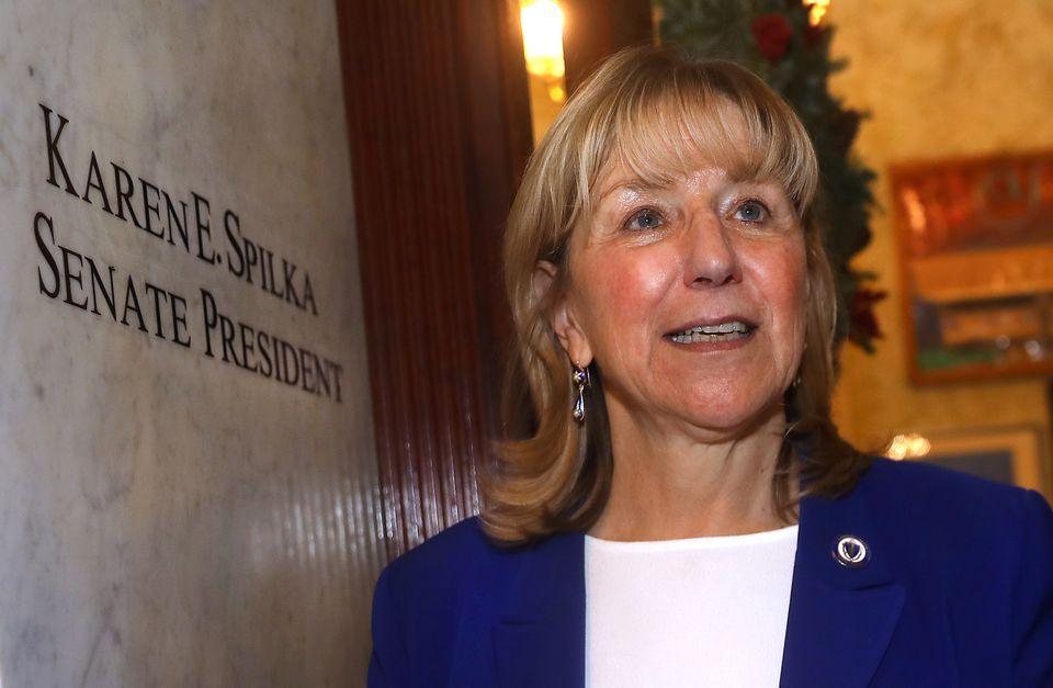 Senate President Karen E. Spilka
