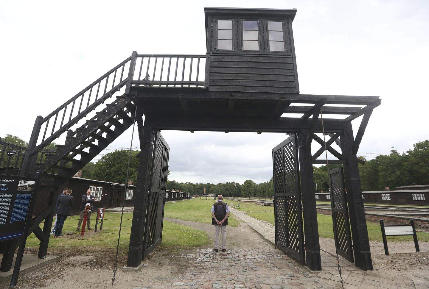 Former Ss Guard Of Nazi Camp 92 To Go On Trial In Germany