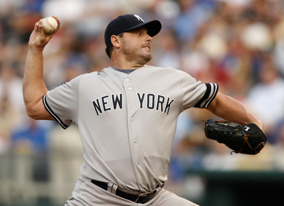 Roger Clemens received 59.5 percent of the vote in the 2019 Baseball Hall of Fame election.
