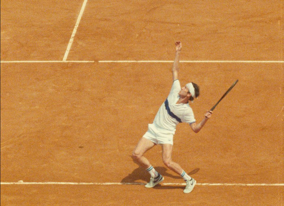 """An image from """"John McEnroe: In the Realm of Perfection."""""""