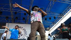 George Clinton performed with Parliament Funkadelic at the 2018 Newport Jazz Festival at Fort Adams State Park in Rhode Island. After last summer's cancellations, the jazz and folk festivals will return this year at reduced capacities, but with added days.