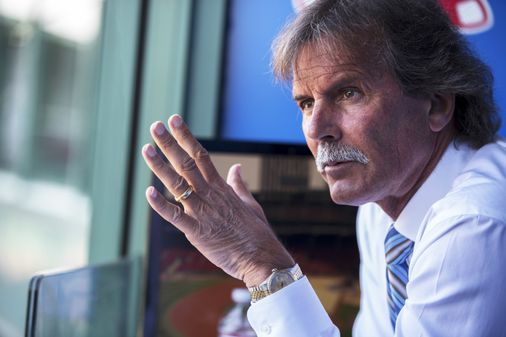 Dennis Eckersley is not sure what to expect in this oddest of baseball seasons - The Boston Globe