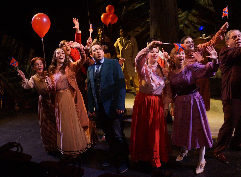 Norton Halloween Parade 2020 Parade,' 'The Stone' each grab three Elliot Norton awards in a