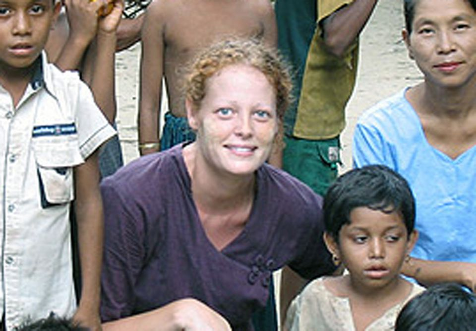 Kaci Hickox was held in an isolation tent against her will after returning to the United States from West Africa.