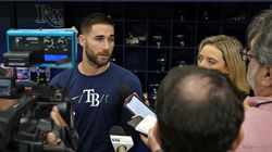 """Rays center fielder Kevin Kiermaier said, """"We're making this way too complex."""""""