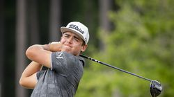 Garrick Higgo, a 22-year-old South African, shot a 3-under-par 68 and finished at 11 under in winning in only his second career tour event at the Palmetto Championship, giving him PGA Tour status through the 2023 season.