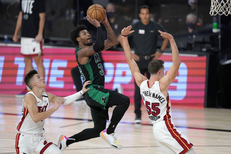 Celtics lose Game 1 to Heat - The Boston Globe