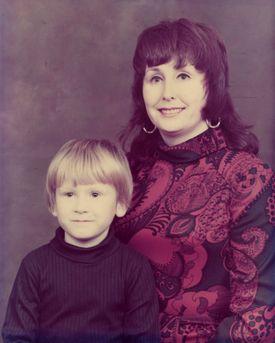 "Douglas Cyr, late son of James ""Whitey"" Bulger and Lindsey Cyr, circa 1971."