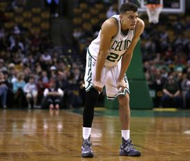 """""""I haven't been this ready for a season in a while,"""" says a confident R.J. Hunter."""