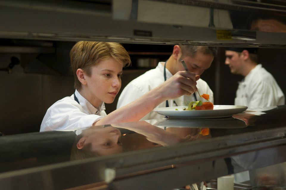 """Flynn McGarry is the subject of the documentary """"Chef Flynn."""""""