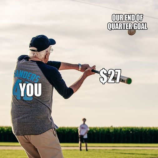 With memes, videos, and quips, Bernie Sanders' campaign uses <b>Instagram</b> to boost his appeal to ... thumbnail