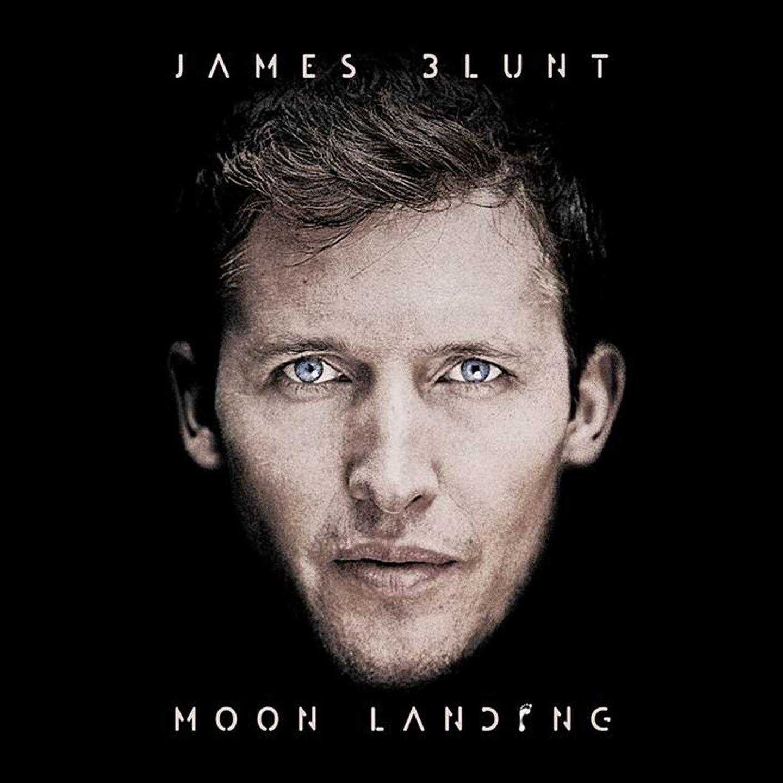 James Blunt Moon Landing The Boston Globe