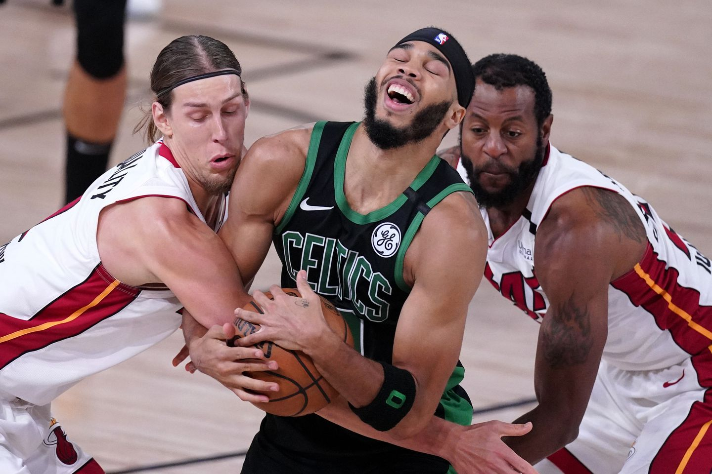 Are the Celtics inching toward implosion after yet another brutal loss to  the Heat? - The Boston Globe